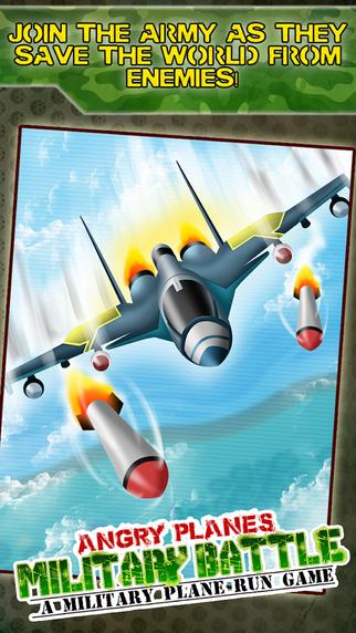 Air Force Strike Flight Combat Warfare