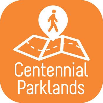 Centennial Park History Walk LOGO-APP點子