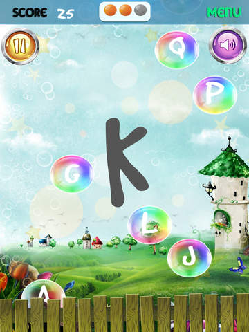 Bubble Popper for Kids - Educational Balloon Pop Learning Game