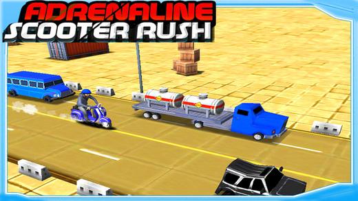 Adrenaline Scooter Rush