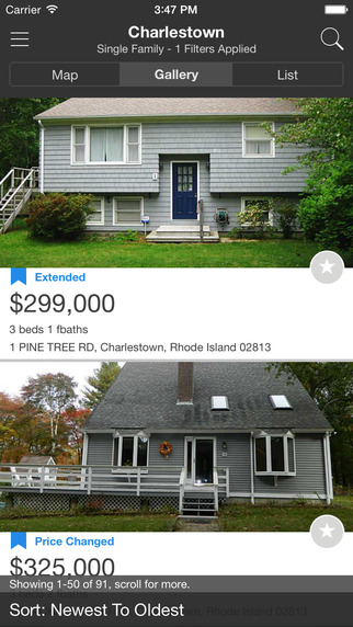 RI State-Wide Multiple Listing Service