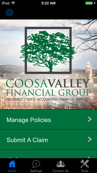 Coosa Valley Financial Insurance