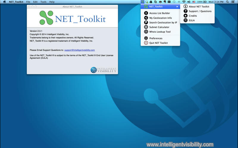 NET_Toolkit Screenshot - 1