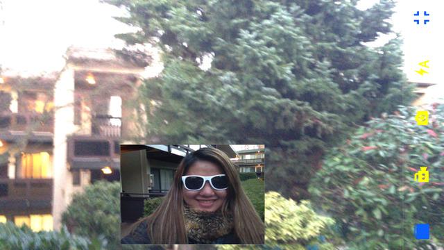 Photonu - dual cam for video photo bluetooth wifi peer