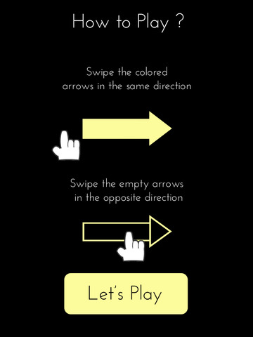 Screenshots for Follow the Light - Swipe the Arrows in a Bright Direction