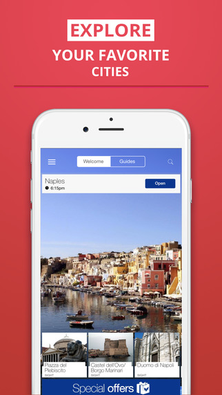 Naples - your travel guide with offline maps from tripwolf guide for sights restaurants and hotels