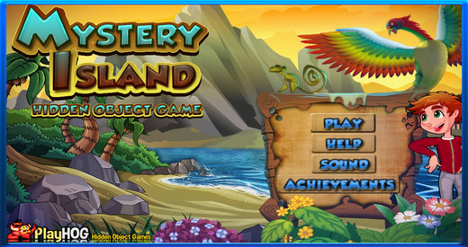 Mystery Island - Free Hidden Object Games