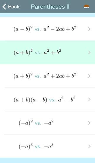i Do My Math iPhone Screenshot 2