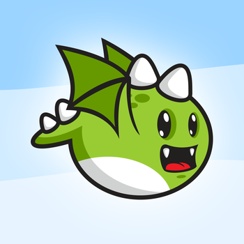 Amazing Rise Of The Flappy Dragon LOGO-APP點子