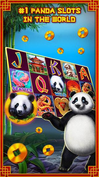 Panda Best Free Slots Game Vegas