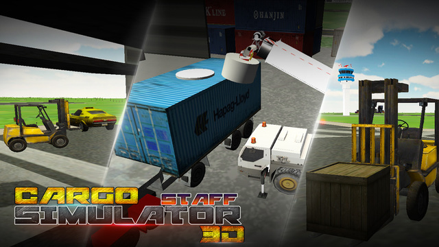Real Airport Duty Driver Simulator 3D