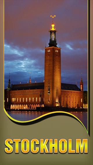 Stockholm Offline Guide