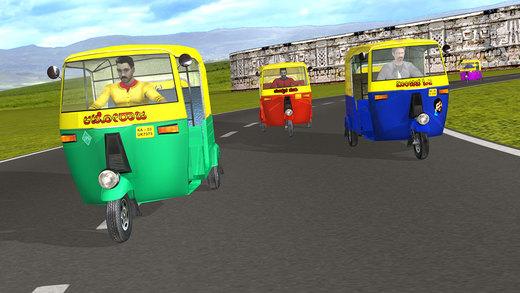 Auto Rickshaw Rash Ad-Free Version