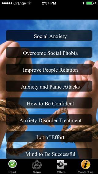 Overcome Social Phobia Today