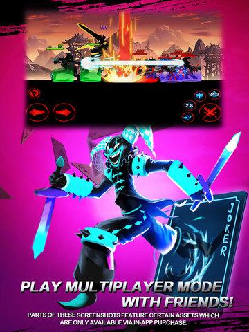 League of Stickmen VIP Edition Screenshots