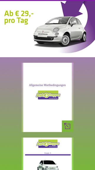 Autovermietung Autohopper Dresden