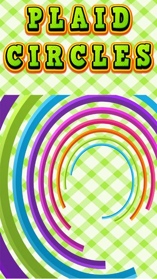 Plaid Circles