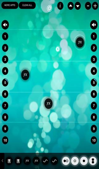 《坠落音符 自然之音:eDrops Nature : Music Pinball & Relaxing Sounds [iOS]》