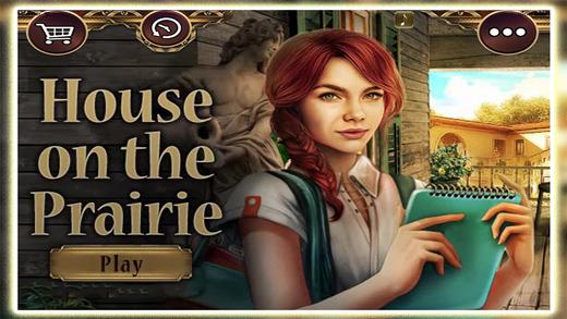 House on The Prairie Hidden Object