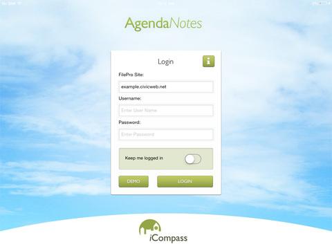 AgendaNotes