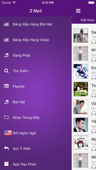 Z MP3 Miễn Phí