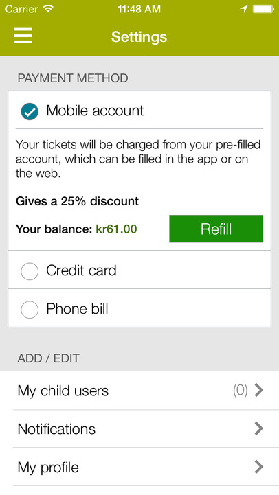 AtB Mobillett - iPhone Mobile Analytics and App Store Data