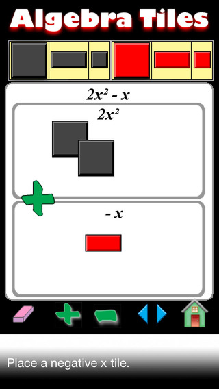 Algebra Concepts iPhone Screenshot 4