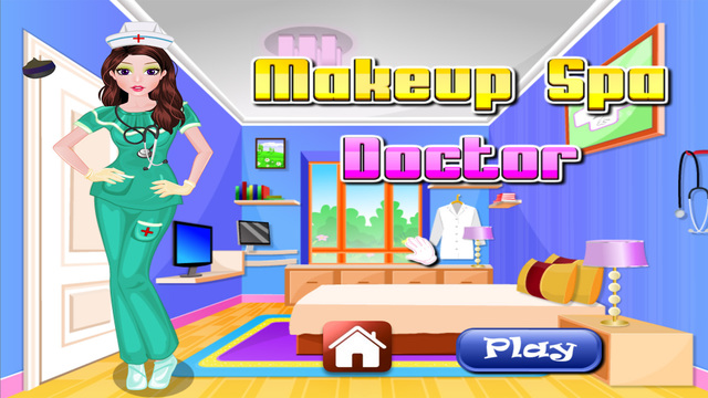 Makeup Spa Doctor - Girls Games