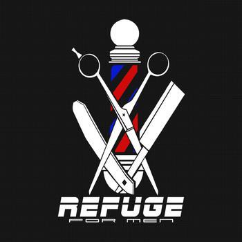 RefugeforMen LOGO-APP點子