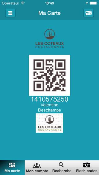 Coteaux Resto