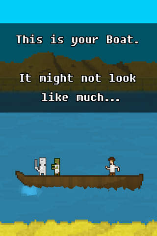iphone You Must Build A Boat Screenshot 0