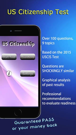 US Citizenship Test 2015 - Best Study Guide