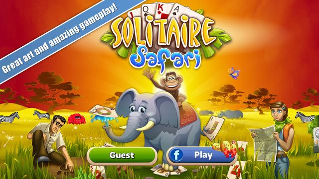 Solitaire Safari