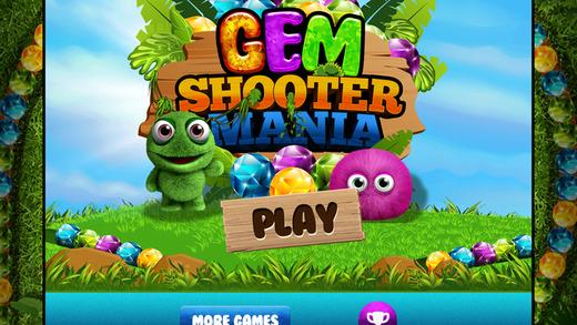 A Gem Shooter Mania Brain Training Matching Adventures Free