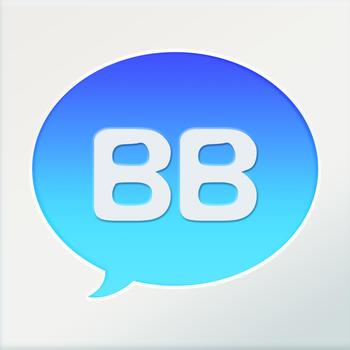BB群呼 LOGO-APP點子
