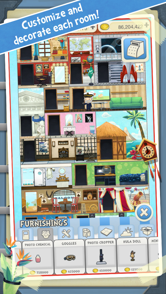 Pocket family my fun dream house review and discussion for Build dream home online for fun