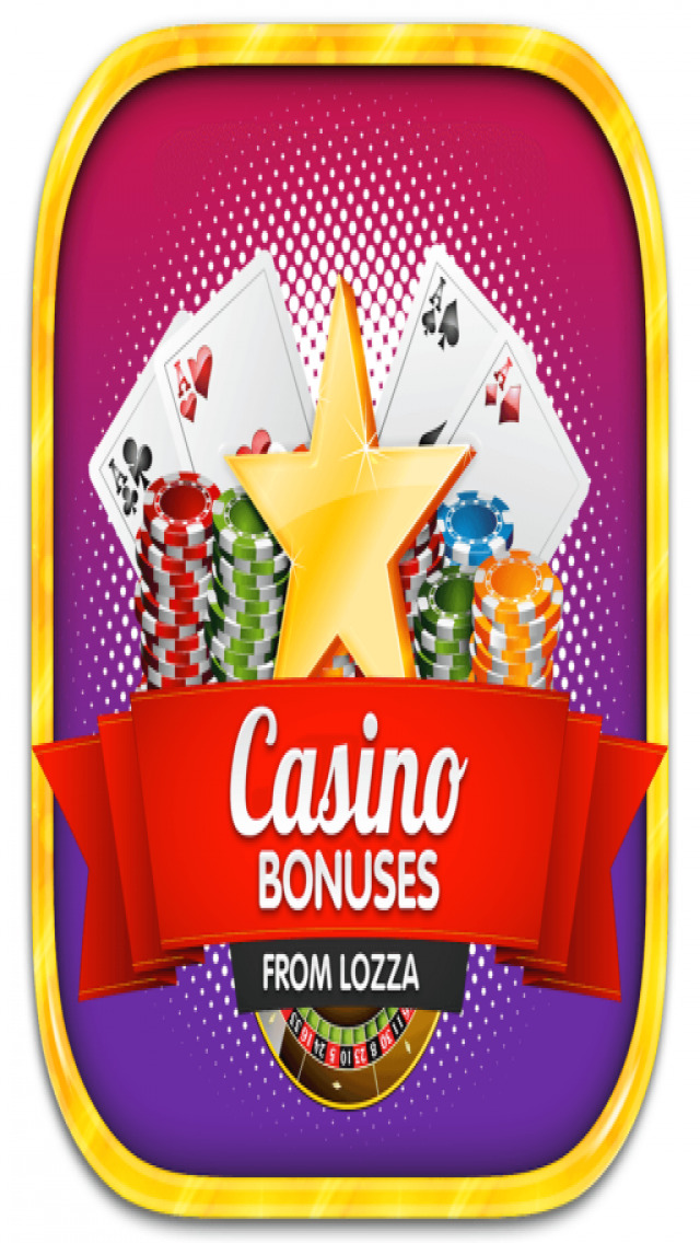 casino bonuses from lozza