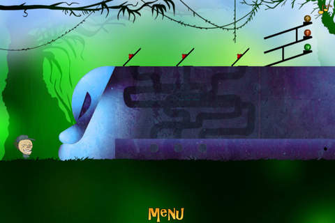 An Awesome Puzzle 9 - Thinking Outside The Box screenshot 4