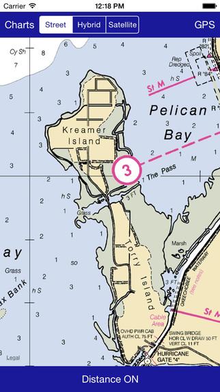 Lake Okeechobee Raster Maps from NOAA