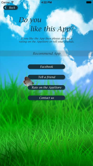 Cigarettes Lite iPhone Screenshot 2