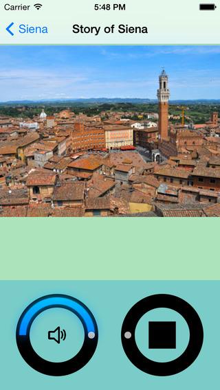 Siena - Giracittà Audioguide
