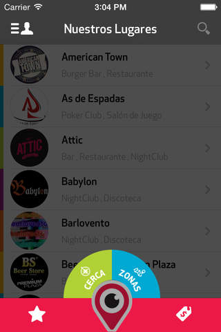 Mirolo - está donde quieres estar screenshot 3