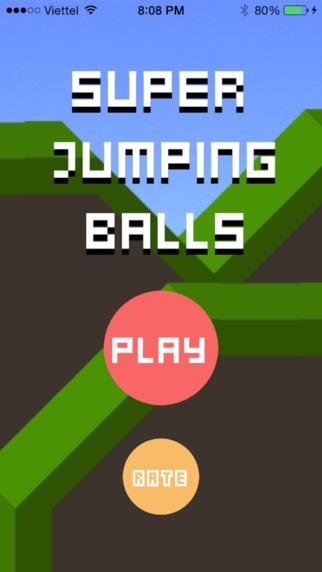 Super Jumping Balls
