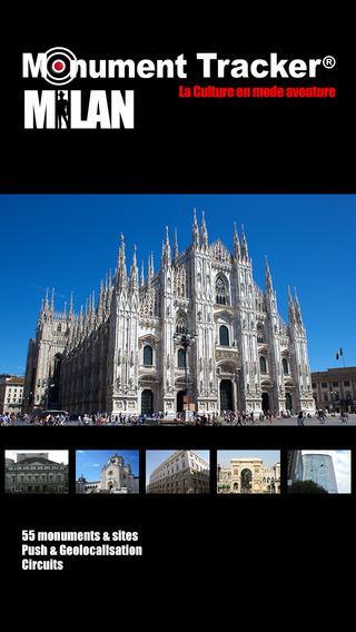 Milan Monument Tracker