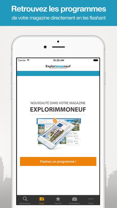 Explorimmo9 : Immobilier, Investir, BBC, Scellier, Neuf iPhone Screenshot 2
