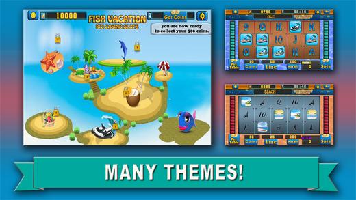 Aaaaaaah 777 Fish Vacation Slot-s Pokies Big Lucky Casino