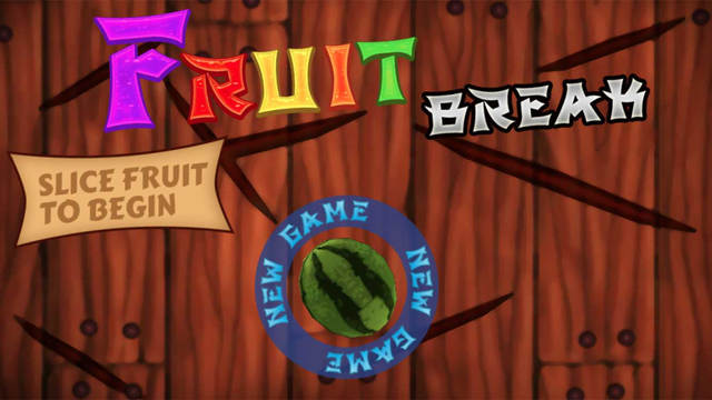【免費遊戲App】Fruit Break Free-APP點子