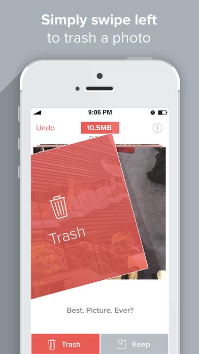 Flic — управление фотографиями из фотопленки Screenshot