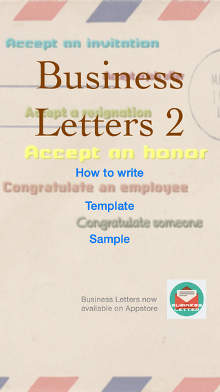 Business Letters 2