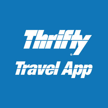 Thrifty Car Rental NZ Travel App LOGO-APP點子